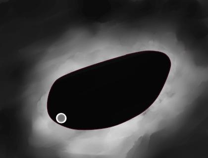 胎嚢と卵黄嚢のみ